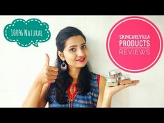 Skincarevilla Products Reviews : 100% Natural + No added preservatives - YouTube
