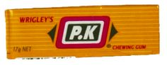 PK Chewing gum