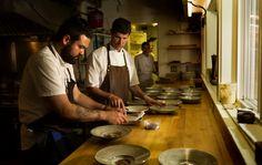 As chefs swap, a culinary star lands on Lummi .