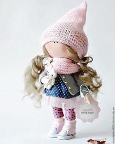 Купить Интерьерная кукла - кукла ручной работы, кукла в подарок, кукла интерьерная, кукла текстильная