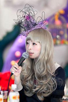 Kyary-Pamyu --perfect haircolor