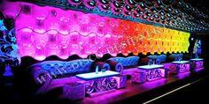Nightclub Decor - Non Illuminated wall decoration