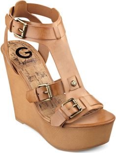 Love this: Womens Tazzy Platform Wedge Sandals