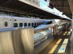 shinkansen JR super express