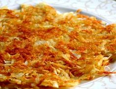 Crispy Hash Browns from Simply Recipes Simply Recipes, Great Recipes, Favorite Recipes, Easy Recipes, Healthy Recipes, Potato Hash Brown Recipe, Brunch Recipes, Breakfast Recipes, Pancake Recipes