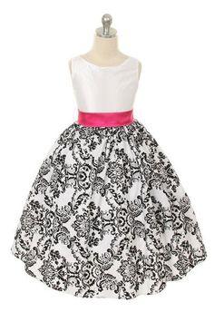76420225e9 Velvet Floral Taffeta Dress. Girls Special Occasion DressesFlower Girl  DressesGirls DressesBlack VelvetTaffeta DressWhite ...