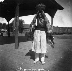 Dominga Jojola - Isleta - circa 1900