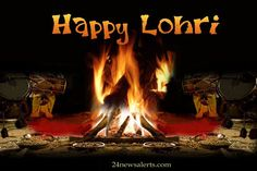 Lohri is celebrated every year on of January. It is a festival to worship fire. Lohri Festival is celebrated with great pomp in North India especially in Punjab. Happy Lohri Wallpapers, Happy Lohri Images, Punjab Festivals, Indian Festivals, Lohri Pictures, Lohri Greetings, Festival Quotes, National Festival, People Fly
