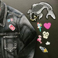 Voarge Lot de 30 Patchs thermocollants Jeans thermocollants Jeans thermocollants /à Repasser Patchs thermocollants Denim Patches de r/éparation pour Jeans Sacs DIY