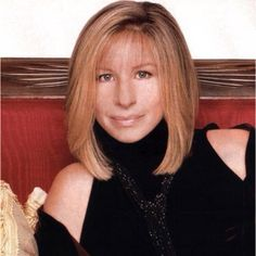 Barbra Streisand, great color photo of her!