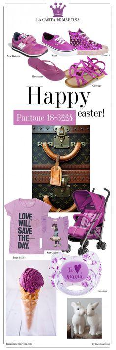 ♥ Llenamos la maleta de Semana Santa con el color del año Pantone 18-3224 ♥ Tendencias Moda Infantil : ♥ La casita de Martina ♥ Blog Moda Infantil y Moda Premamá, Tendencias Moda Infantil