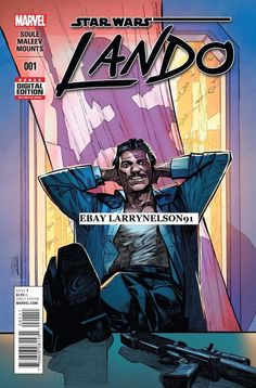 STAR WARS LANDO #1 DIGITAL CODE ONLY (LANDO CALRISSIAN)