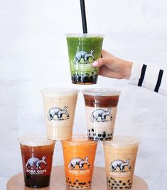 Boba Guys offers premium bubble tea in NYC and San Francisco with many delicious dairy-free options! Bubble Tea, Boba Drink, How To Make Ice Coffee, Aesthetic Food, Summer Drinks, Drinking Tea, Food Photography, Levitation Photography, Exposure Photography