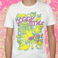 Doggy Style Tshirt