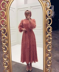 Party Gown Dress, Party Gowns, Hijab Fashionista, Hijab Dress, Muslim Fashion, Wedding Dress Styles, Classy Dress, The Dress, Nice Dresses