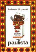 A Testa caffè Paulista 1960