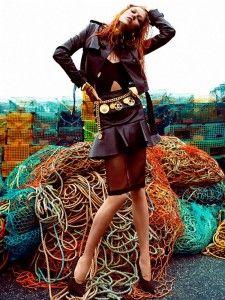 Karlie Kloss by Greg Kadel