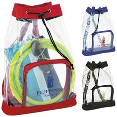 6b73fc7dfcf 18 Best See Through Clear Backpacks with Your Company Logo images in ...