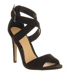 Office Je t'aime Black - High Heels