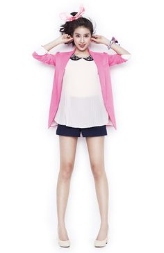 Kim So Eun's April Style For Y'sb's S/S 2013 Campaign | Couch Kimchi