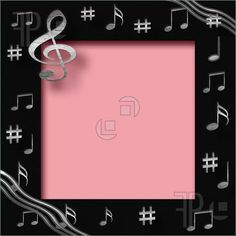 Motown Music Notes Clip Art | Scrapbook Music Illustration. Clip Art To Download at FeaturePics.com