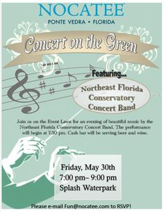 This Friday at Nocatee!