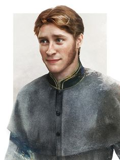 Prince Hans - Here's What Tons of Disney Characters Would Look Like in Real Life - Photos