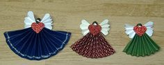 Mary Lee's Stamping: Christmas Angels,  Check out instructions