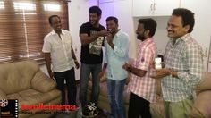 Director #Suseenthiran Birthday Celebration  More Stills http://tamilcinema.com/director-suseenthiran-birthday-celebration/  #Vishal