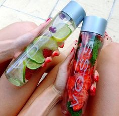 Infused Voss