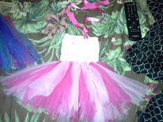 Dress made for gift