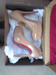 ffb0ff5e9c30 ZAGG invisible clear sole protectors for Red Sole Louboutin Heels Shoes!!   fashion