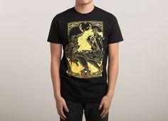 """Pegasvs"" - Threadless.com - Best t-shirts in the world"