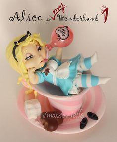 Alice in My Wonderland 1 by il mondo di ielle