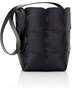 e9dffa62f Paco Rabanne 16#01 Hobo Medium Bucket Bag | Barneys New York. Leather  Drawstring BagsLeather ...