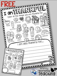 How do you teach the concept of gratitude to your children? We reinforce the idea all year long, but as we approach Thanksgiving, we take special care to talk about the many things we are grateful for. I have two free ideas to share with you all about giving thanks and spreading kindness. #1. We do a whole [Read More...]