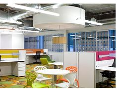 Creative office space design