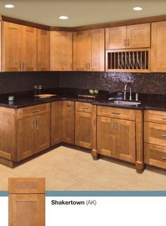 More kitchen cabinet ideas