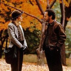 Harry and Sally and NYC....a perfect love story.