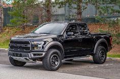 For Sale: 2017 Ford F-150 Raptor (black, 3.5L twin-turbo EcoBoost V6, 10-speed auto, 31K miles)