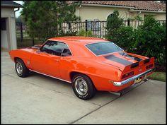 Camaro 1969 SS
