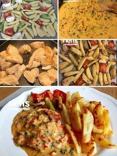 Özel Soslu Tavuk Ve Patates #özelsoslutavukvepatates #tavukyemekleri #nefisyemektarifleri #yemektarifleri #tarifsunum #lezzetlitarifler #lezzet #sunum #sunumönemlidir #tarif #yemek #food #yummy
