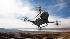 Drei Drohnen mit Pot