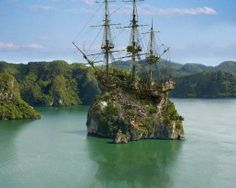 wreck=island