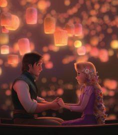 eugene and rapunzel Disney Rapunzel, Walt Disney, Tangled Rapunzel, Disney Couples, Cute Disney, Disney Magic, Disney Pixar, Tangled Movie, Colorfull Wallpaper