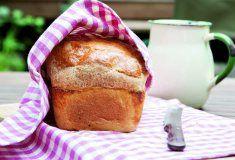 Vars gebakte brood as dit net uit die oond kom ...