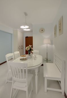 Interior kitchen cabinet design hdb 3 room flat 2 for Country style kitchen singapore