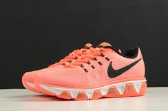 factory authentic 2d248 4bbf1 2018 New Arrival WMNS Nike Air Max Tailwind 8 Total Orange Black