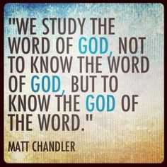 """Job 23:12 NKJV  """"I have not departed from the commandment of His lips; I have treasured the words of His mouth More than my necessary food."""" """