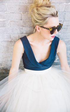B } ballerina chic @Blair Eadie // Atlantic Pacific